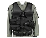Blackhawk Omega Crossdraw/EOD Vest Black