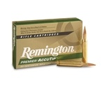 Remington Premier 308 Winchester 165 Grain Accutip Boat Tail Ammunition