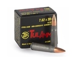 Tula Ammo 7.62x39mm Ammo 122 Grain Full Metal Jacket