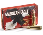 Federal American Eagle 6.8mm Remington Special Ammo 115 Grain Full Metal Jacket