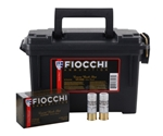 "Fiocchi Low Recoil Ammo 12 Gauge 2 3/4"" 00 Buckshot 9 Pellets Ammunition in Ammo Can"