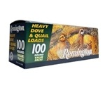 "Remington Heavy Dove & Quail 12 Ga 2 3/4"" 1 1/8oz #7.5 Shot VP"