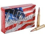 Hornady American Whitetail 270 Winchester Ammo 130 Grain Interlock Spire Point Boat Tail