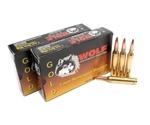 Wolf Gold 7mm Remington Magnum 160 Grain Soft Point Ammunition