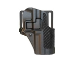 Blackhawk CQC SERPA Belt Holster Right Hand Black Carbon Fiber S&W