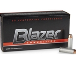 CCI Blazer CleanFire 38 Special Ammo 158 Grain +P Total Metal Jacket
