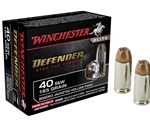 Winchester PDX1 40 S&W 165 Grain Bonded Jacketed Hollow Point