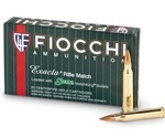 Fiocchi Exacta 223 Remington Ammo 69 Grain Sierra MatchKing Hollow Point