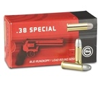Geco 38 Special Ammo 158 Grain Lead Round Nose