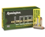 Remington HTP 38 Special 110 Grain Semi Jacketed Hollow Point