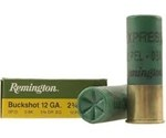 "Remington Express 12 Gauge 3"" #4 Buckshot 41 Pellets"