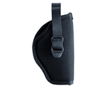 BlackHawk Nylon Right Hip Holster-73NH09BKR
