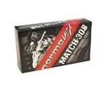 Norma USA Ammo 308 Winchester Match 168 Grain Sierra MatchKing Hollow Point Boat Tail Ammunition