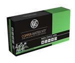 RWS Copper-Matrix 223 Remington 40 Grain Lead Free Ammunition