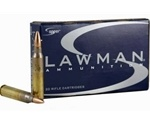 Speer Lawman LE 5.56mm 55 Grain Full Metal Jacket Ammunition