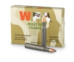 Wolf MC 30-06 Springfield Ammo 140 Grain SP Steel Case