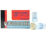 "Fiocchi Game & Target 12 Gauge Ammo 2 3/4"" 1 1/8 oz # 7.5 Lead Shot"
