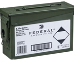 Federal Lake City 5.56mm XM193 Ammo 55 Grain FMJ 420 Rds on Clips