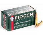 Fiocchi Shooting Dynamics 300 AAC Blackout Ammo 150 Grain Full Metal Jacket Boat Tail
