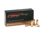 PMC Bronze 25 ACP Auto Ammo 50 Grain Full Metal Jacket