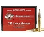 Black Hills 338 Lapua Magnum Ammo 300 Grain Sierra MatchKing Hollow Point Boat Tail