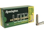 Remington HTP 38 Special +P 110 Grain Semi Jacketed Hollow Point