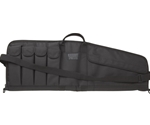 "Blackhawk 36"" Tactical Rifle Case with Four Magazine Pouches in Nylon Black"