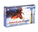 Federal American Eagle 5.56mm Ammo 55 Gr Full Metal Jacket