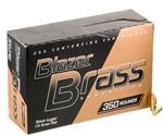 CCI Blazer Brass 9mm Luger Ammo 115 Grain FMJ 350 Rounds