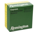 "Remington Law Enforcement 12 Gauge Ammo 2-3/4"" 00 Buckshot 9 Pellets"