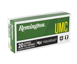 Remington UMC 300 AAC Blackout Ammo 220 Grain Open Tip Flat Base