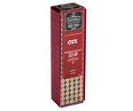 CCI 22 Long Rifle Standard Velocity Ammo 40 Grain LRN Holiday Pack