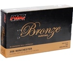 PMC Bronze 308 Winchester 150 Grain Soft Point
