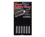 Glaser Blue Safety Slug Ammunition 45 Colt (Long Colt) +P 145 Grain Safety Slug Package of 6