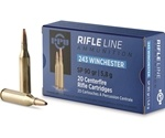 Prvi Partizan 243 Winchester Ammo 90 Grain Soft Point