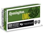 Remington UMC 9mm Luger Ammo 115 Grain Full Metal Jacket