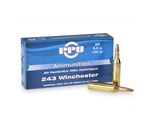 Prvi Partizan 243 Winchester Ammo 100 Grain Soft Point