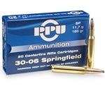 Prvi Partizan 30-06 Springfield Ammo 180 Grain Soft Point