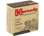 Hornady Custom 9mm Luger Ammo 124 Grain XTP Jacketed Hollow Point