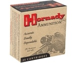 Hornady Custom 9mm Luger Ammo 147 Grain XTP Jacketed Hollow Point