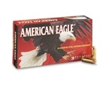 Federal American Eagle Handgun Ammunition 40 S&W 165 Grain Full Metal Jacket Box of 50 Rounds