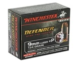 Winchester PDX1 Defender 9mm Luger Ammo 124 Grain Bonded JHP