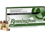 Remington UMC 9mm Luger Ammo 115 Grain Jacketed Hollow Point