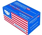 Ultramax Remanufactured 380 ACP Auto Ammo 95 Grain Full Metal Jacket