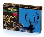 "Brenneke USA Black Magic Short Magnum Ammo 12 Gauge 2-3/4"" 1 oz Lead Rifled Slug Ammunition"