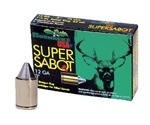 "Brenneke USA SuperSabot 12 Gauge 3"" 1-1/8 oz Lead-Free Sabot Slug Ammunition"