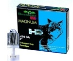 "Brenneke USA Magnum 410 Bore 3"" 1/4 oz Silver Rifled Slug Ammunition"
