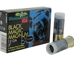"Brenneke USA Black Magic Magnum 12 Gauge 3"" 1-3/8 oz Lead Rifled Slug Ammunition"