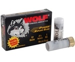 "Wolf Performance 12 Gauge Ammo 2-3/4"" 00 Buckshot 9 Pellets"