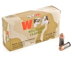Wolf Military Classic 9mm Luger Ammo 115 Grain Full Metal Jacket